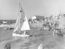 Regata desde puerto antiguo: 1969.