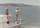 Vela y actividades de recreo en el Mar de Aragón.